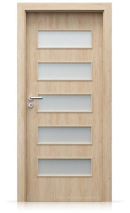 Interiérové dveře Porta FIT G.5 Portaperfect 3D BUK SKANDINÁVSKÝ