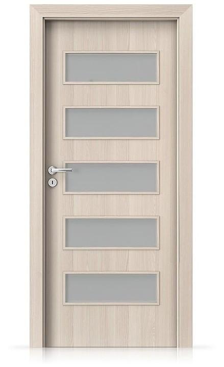 Interiérové dveře Porta FIT G.5 Laminát CPL HQ OŘECH BĚLENÝ