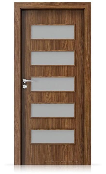 Interiérové dveře Porta FIT G.5 Laminát CPL HQ OŘECH MODENA 1