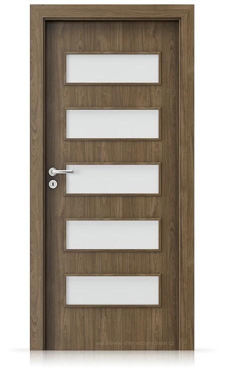 Interiérové dveře Porta FIT G.5 Laminát CPL HQ OŘECH PŘÍRODNÍ