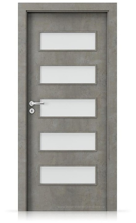 Interiérové dveře Porta FIT G.5 Laminát CPL HQ BETON SVĚTLÝ