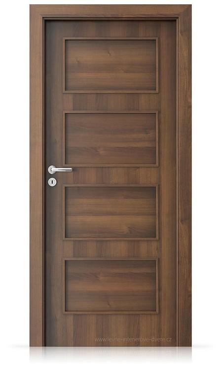 Interiérové dveře Porta FIT H.0 Portadecor OŘECH