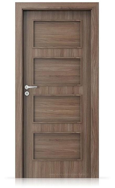 Interiérové dveře Porta FIT H.0 Portadecor OŘECH VERONA 2