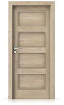 Interiérové dveře Porta FIT H.0 Portaperfect 3D DUB KLASICKÝ