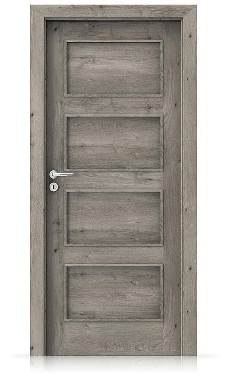 Interiérové dveře Porta FIT H.0 Portaperfect 3D DUB SIBIŘSKÝ