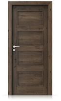 Interiérové dveře Porta FIT H.0 Portaperfect 3D DUB JIŽNÍ