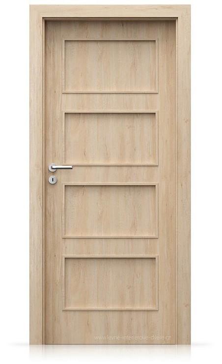 Interiérové dveře Porta FIT H.0 Portaperfect 3D BUK SKANDINÁVSKÝ