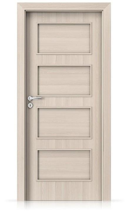 Interiérové dveře Porta FIT H.0 Laminát CPL HQ OŘECH BĚLENÝ