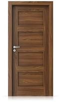 Interiérové dveře Porta FIT H.0 Laminát CPL HQ OŘECH MODENA 1