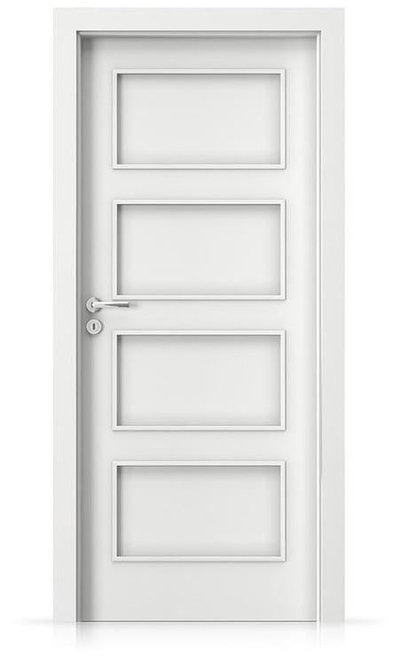 Interiérové dveře Porta FIT H.0 Laminát CPL HQ BÍLÁ