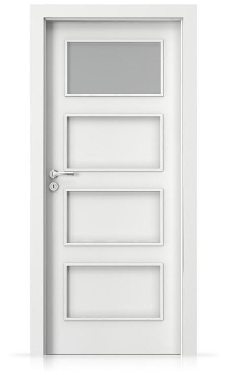 Interiérové dveře Porta FIT H.1 Portadecor BÍLÁ