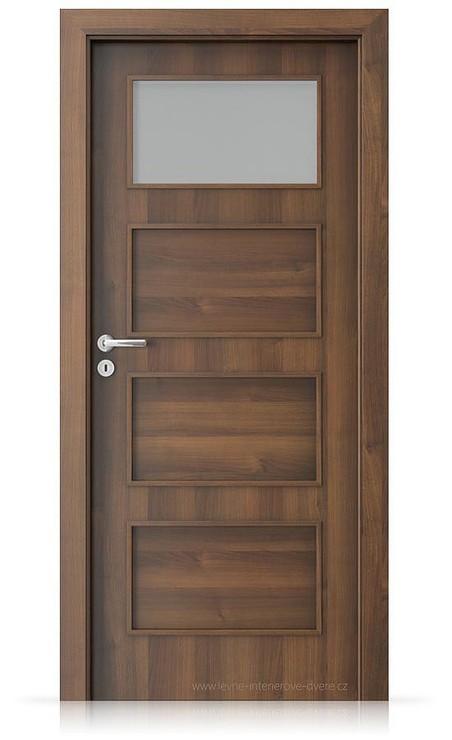 Interiérové dveře Porta FIT H.1 Portadecor OŘECH