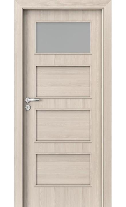 Interiérové dveře Porta FIT H.1 Portadecor OŘECH BĚLENÝ