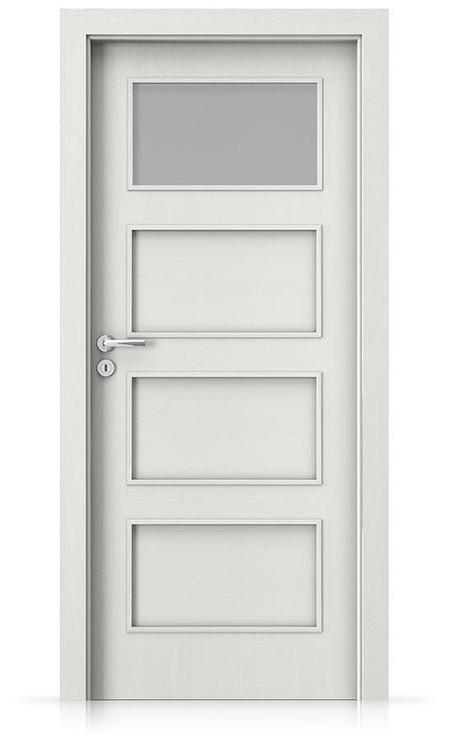 Interiérové dveře Porta FIT H.1 Portasynchro 3D WENGE WHITE