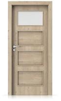 Interiérové dveře Porta FIT H.1 Portaperfect 3D DUB KLASICKÝ