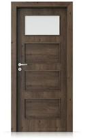 Interiérové dveře Porta FIT H.1 Portaperfect 3D DUB JIŽNÍ
