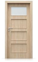 Interiérové dveře Porta FIT H.1 Portaperfect 3D BUK SKANDINÁVSKÝ