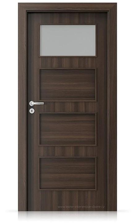Interiérové dveře Porta FIT H.1 Laminát CPL HQ DUB MILANO 5