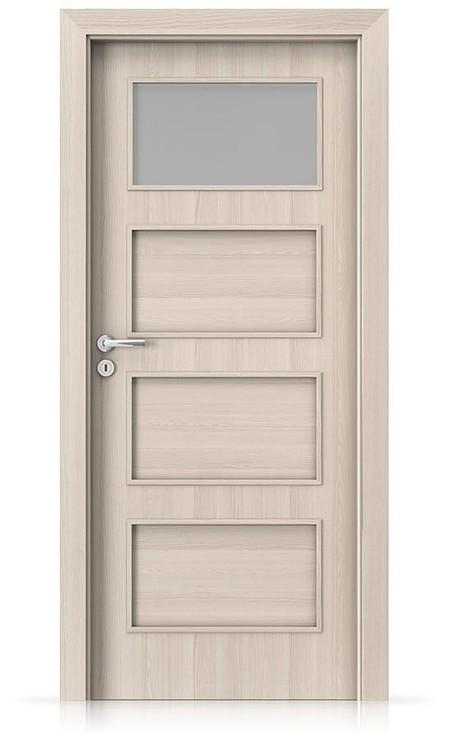 Interiérové dveře Porta FIT H.1 Laminát CPL HQ OŘECH BĚLENÝ