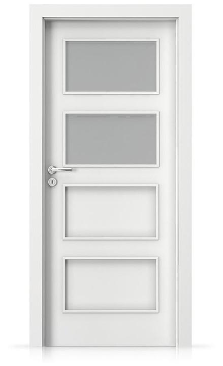 Interiérové dveře Porta FIT H.2 Portadecor BÍLÁ