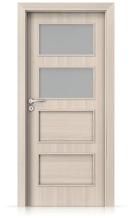 Interiérové dveře Porta FIT H.2 Portadecor OŘECH BĚLENÝ