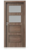 Interiérové dveře Porta FIT H.2 Portadecor OŘECH VERONA 2