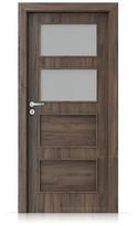 Interiérové dveře Porta FIT H.2 Portasynchro 3D DUB ŠARLATOVÝ