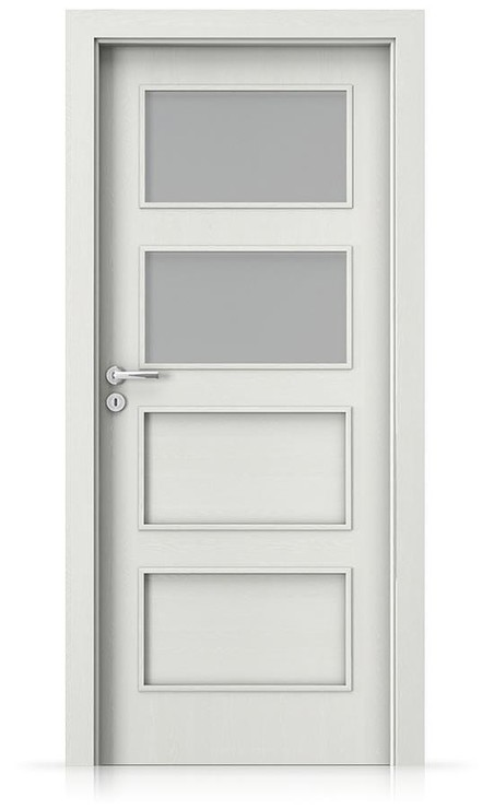 Interiérové dveře Porta FIT H.2 Portasynchro 3D WENGE WHITE