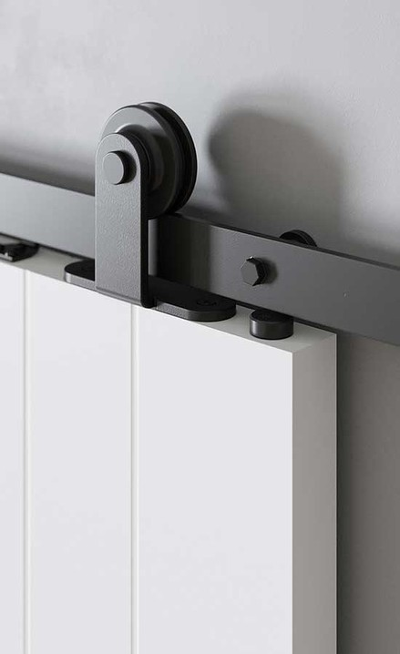 Systém pro posuvné dveře na stěnu...