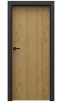 AKCE! Interiérové dveře Porta CPL 1.1 CPL HQ DUB PŘÍRODNÍ zárubeň CPL ČERNÁ