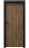 AKCE! Interiérové dveře Porta CPL 1.1 CPL HQ OŘECH PŘÍRODNÍ zárubeň CPL ČERNÁ
