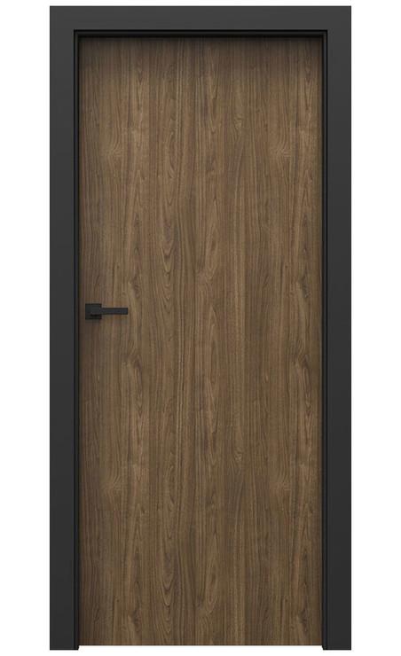 AKCE! Interiérové dveře Porta CPL 1.1 CPL HQ OŘECH PŘÍRODNÍ zárubeň CPL HQ ČERNÁ