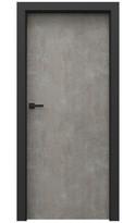 AKCE! Interiérové dveře Porta CPL 1.1 CPL HQ BETON SVĚTLÝ zárubeň CPL ČERNÁ