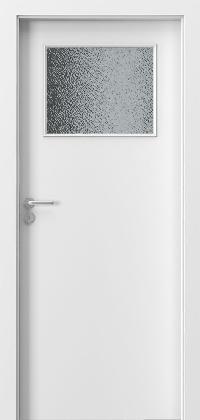 Interiérové dveře MINIMAX M Lak Standard BÍLÝ