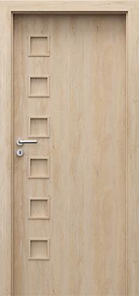 Interiérové dveře Porta FIT model A.0