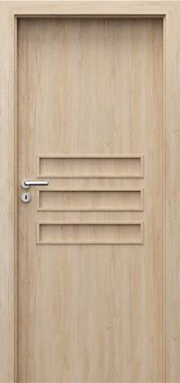 Interiérové dveře Porta FIT model E.0
