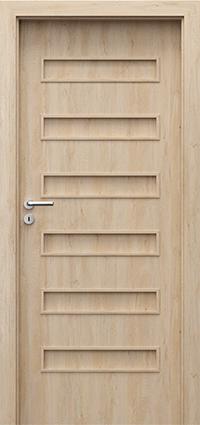 Interiérové dveře Porta FIT model F.0