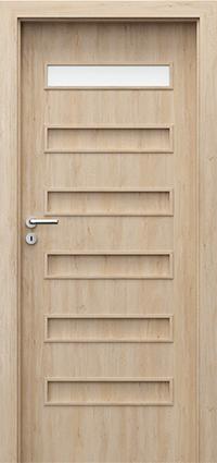 Interiérové dveře Porta FIT model F.1