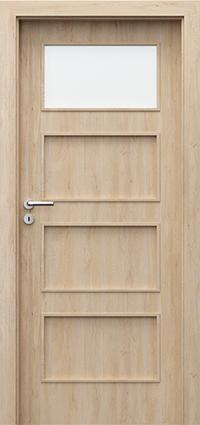 Interiérové dveře Porta FIT model H.1