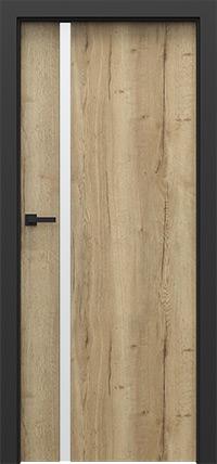 Interiérové dveře Porta LOFT model 4.A