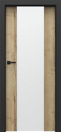 Interiérové dveře Porta LOFT model 4.B