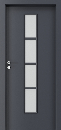 Interiérové dveře Porta STYL model 2