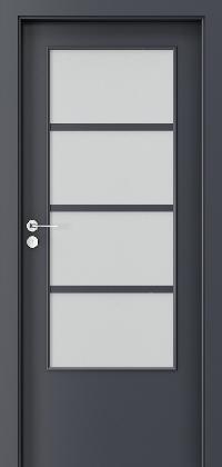 Interiérové dveře Porta STYL model 4
