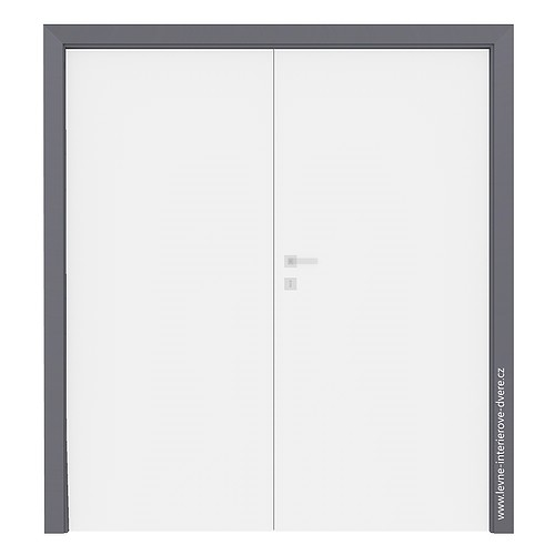 Pravé otočné dveře