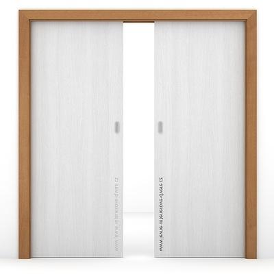 Bez přípravy pro zkrácení dveří
